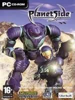 Hra pre PC PlanetSide (samostatné CD)