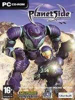 Hra pre PC PlanetSide