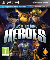 Hra pre Playstation 3 PlayStation Move Heroes