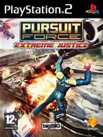 Hra pre Playstation 2 Pursuit Force 2: Extreme Justice