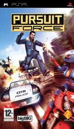 Hra pre PSP Pursuit Force