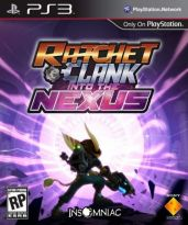 Hra pre Playstation 3 Ratchet & Clank: Nexus