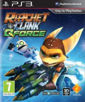 Hra pre Playstation 3 Ratchet & Clank: QForce