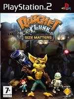 Hra pre Playstation 2 Ratchet & Clank: Size Matters