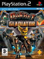 Hra pre Playstation 2 Ratchet: Gladiator