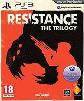 Hra pre Playstation 3 Resistance Trilogy