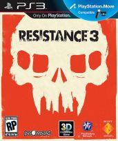 Hra pre Playstation 3 Resistance 3 dupl