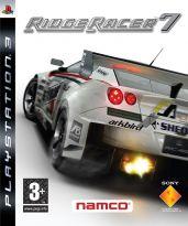 Hra pre Playstation 3 Ridge Racer 7