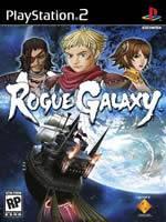 Hra pre Playstation 2 Rogue Galaxy [promo disk]