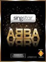 Hra pre Playstation 2 SingStar ABBA + mikrofóny
