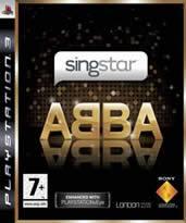 Hra pre Playstation 3 SingStar ABBA + mikrofóny