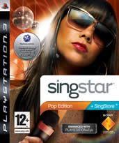 Hra pre Playstation 3 SingStar Pop Edition