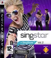 Hra pre Playstation 3 SingStar Vol. 2 + mikrofóny