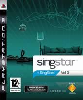 Hra pre Playstation 3 SingStar Vol. 3