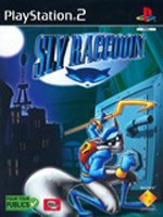 Hra pre Playstation 2 Sly Raccoon