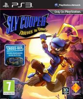 Hra pre Playstation 3 Sly Cooper: Thieves in Time CZ