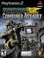 Hra pre Playstation 2 SOCOM: U.S. Navy SEALs Combined Assault [promo disk]