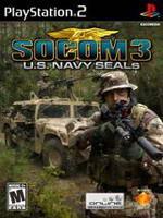 Hra pre Playstation 2 SOCOM 3: US NAVY SEALs