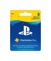 hra pro Playstation 4 Sony PlayStation Plus Card (90 dní)