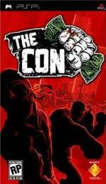 Hra pre PSP The Con
