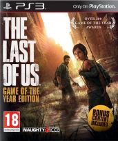 Hra pre Playstation 3 The Last of Us (GOTY)