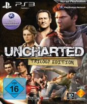 Hra pre Playstation 3 Uncharted (Trilogy Edition)