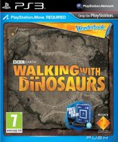 Hra pre Playstation 3 Wonderbook: Walking with Dinosaurs + MOVE Starter pack