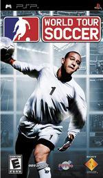 Hra pre PSP World Tour Soccer