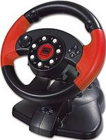 Joystick pre PC volant Speed-Link Red lightning force vibration racing wheel