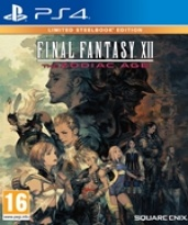hra pre Playstation 4 Final Fantasy XII: The Zodiac Age (Limited Edition)