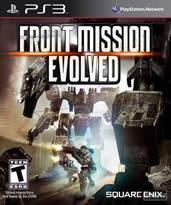Hra pre Playstation 3 Front Mission Evolved