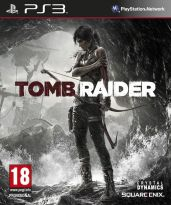 Hra pre Playstation 3 Tomb Raider
