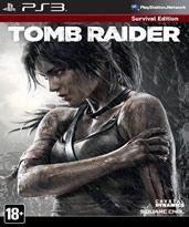 Hra pre Playstation 3 Tomb Raider (Survivor Edition)