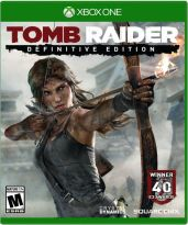 hra pre Xbox One Tomb Raider (Definitive Edition)