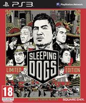 Hra pre Playstation 3 Sleeping Dogs (Limited Edition)