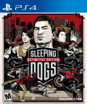 hra pre Playstation 4 Sleeping Dogs (Definitive Edition)