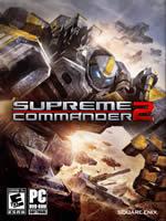 Hra pre PC Supreme Commander 2