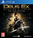 Deus Ex: Mankind Divided (Day 1 Edition) + STEELBOOK