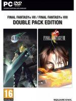 Hra pre PC Final Fantasy VII + Final Fantasy VIII (Double Pack Edition)