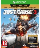 hra pro Xbox One Just Cause 3 (Gold Edition)