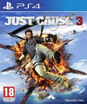 Just Cause 3 (PS4) + Mapa