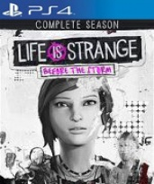 hra pre Playstation 4 Life is Strange: Before the Storm