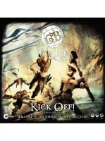 Stolová hra Guild Ball: Kick Off! (STHRY)
