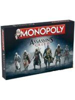 Stolová hra Monopoly - Assassins Creed