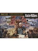 Stolová hra Axis & Allies: 1942 Second Edition EN