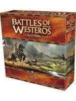 Stolová hra Battles of Westeros