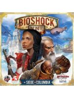 Stolová hra Bioshock Infinite: The Siege of Columbia