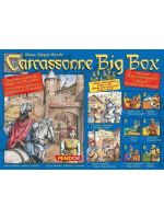 Stolová hra Carcassonne: Big Box