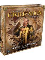 Stolová hra Civilization: Wisdom and Warfare (EN rozšírenie)