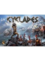 Stolová hra Cyclades - stolová hra